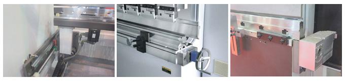 PSH-M CNC Electro-hydraulic Servo Press Brake (Mechanical